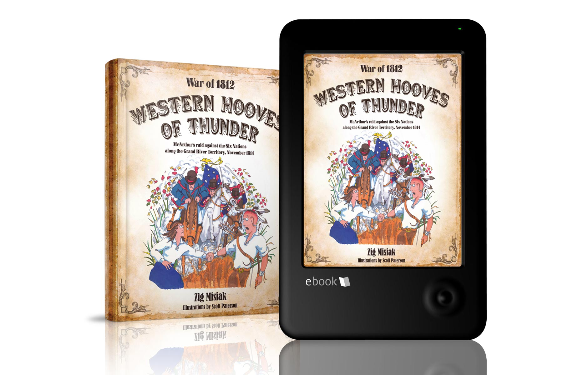 War of 1812 Western Hooves of Thunder
