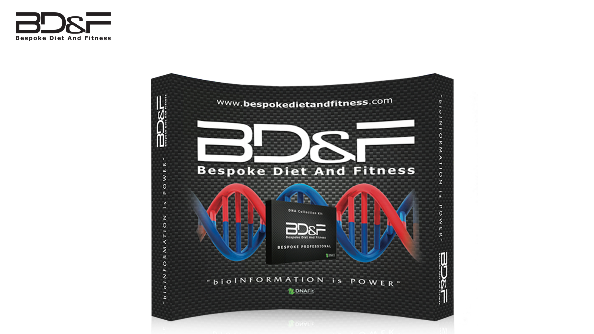 BD&F – Trade show booth